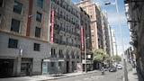First Hotel Petit Palace San Bernardo - Hoteller i Madrid