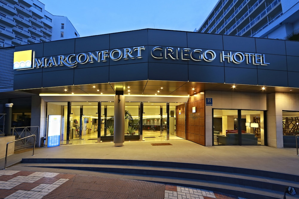 Book marconfort griego hotel torremolinos hotel deals for Hotels malaga