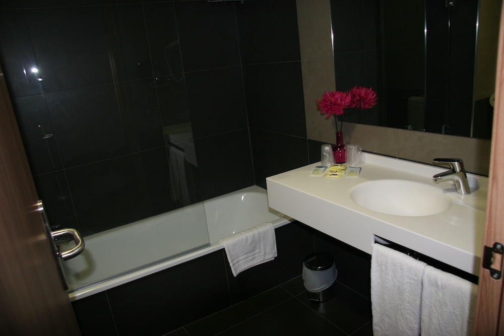 Bathroom, Flash Hotel