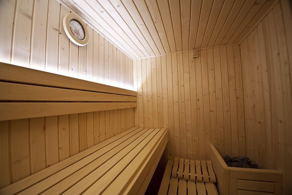 Sauna, Flash Hotel