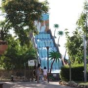 Parque acuático
