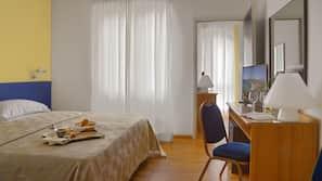 Minibar, coffres-forts dans les chambres, bureau, chambres insonorisées