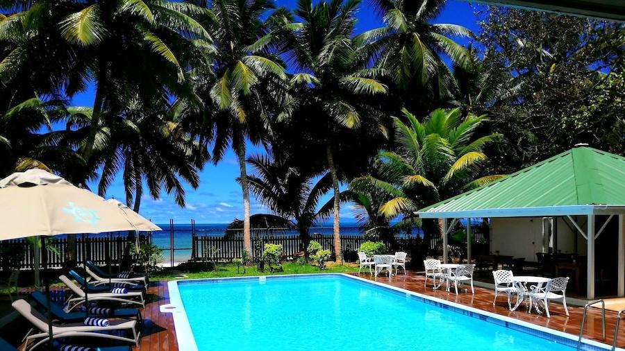 Le Relax Beach Resort - Praslin
