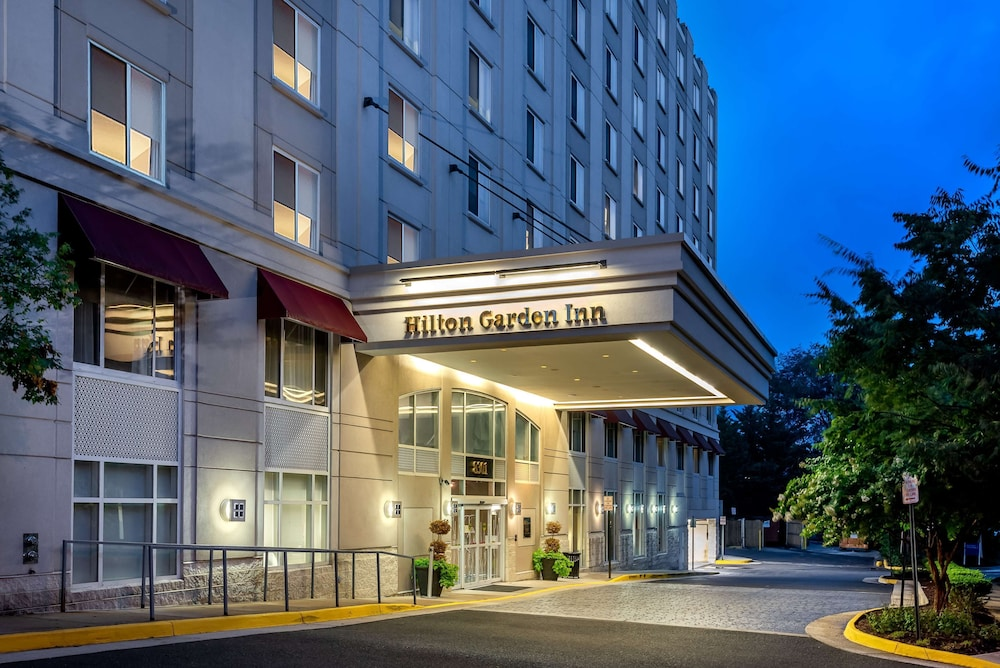 Hilton Garden Inn Tysons Corner In Vienna Hotel Rates Reviews