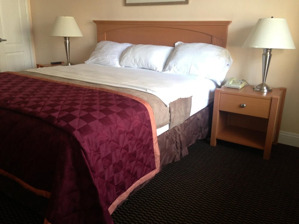 Room, Americas Best Value Inn Oakland Lake Merritt