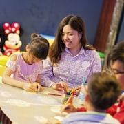 Hoạt động giải trí cho trẻ
