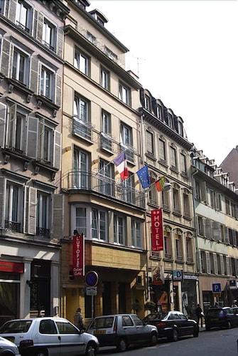 Hotel Le 21eme Strasbourg Fra Expedia Com Au