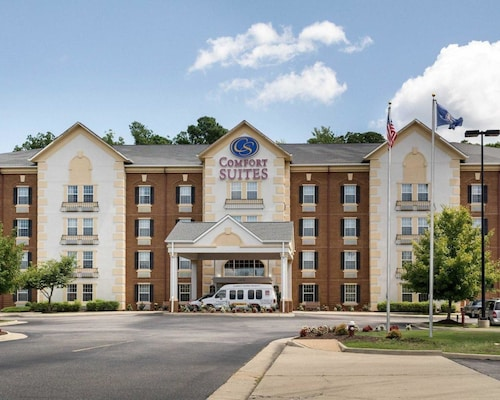 Great Place to stay Comfort Suites Airport near Newport News