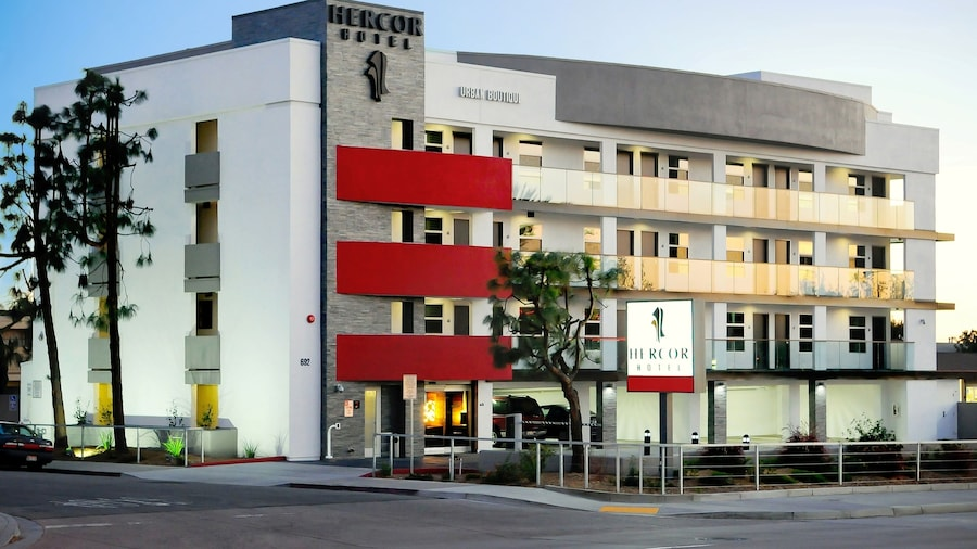 Hercor Hotel - Urban Boutique