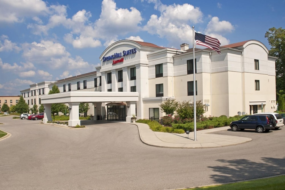 Exterior, SpringHill Suites Grand Rapids Airport Southeast