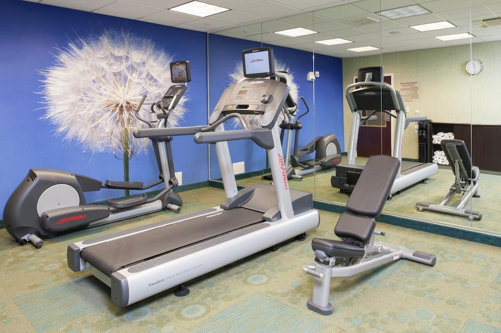 Fitness Facility, SpringHill Suites Grand Rapids Airport Southeast