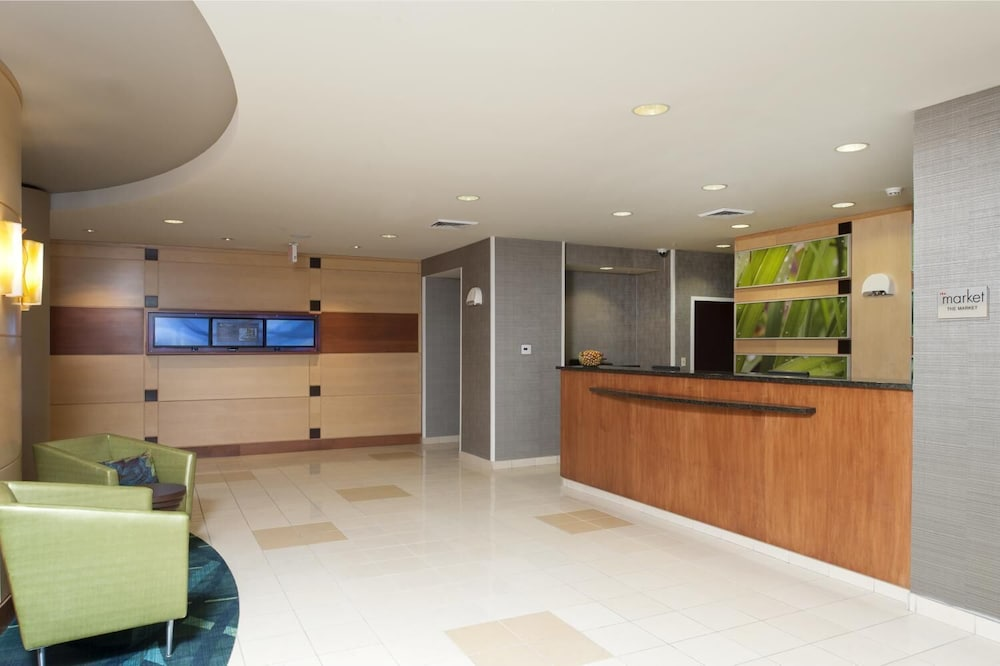 Lobby, SpringHill Suites Grand Rapids Airport Southeast