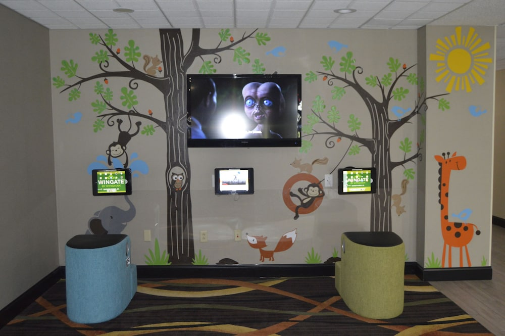 Children's Play Area - Indoor, Wingate by Wyndham Warner Robins