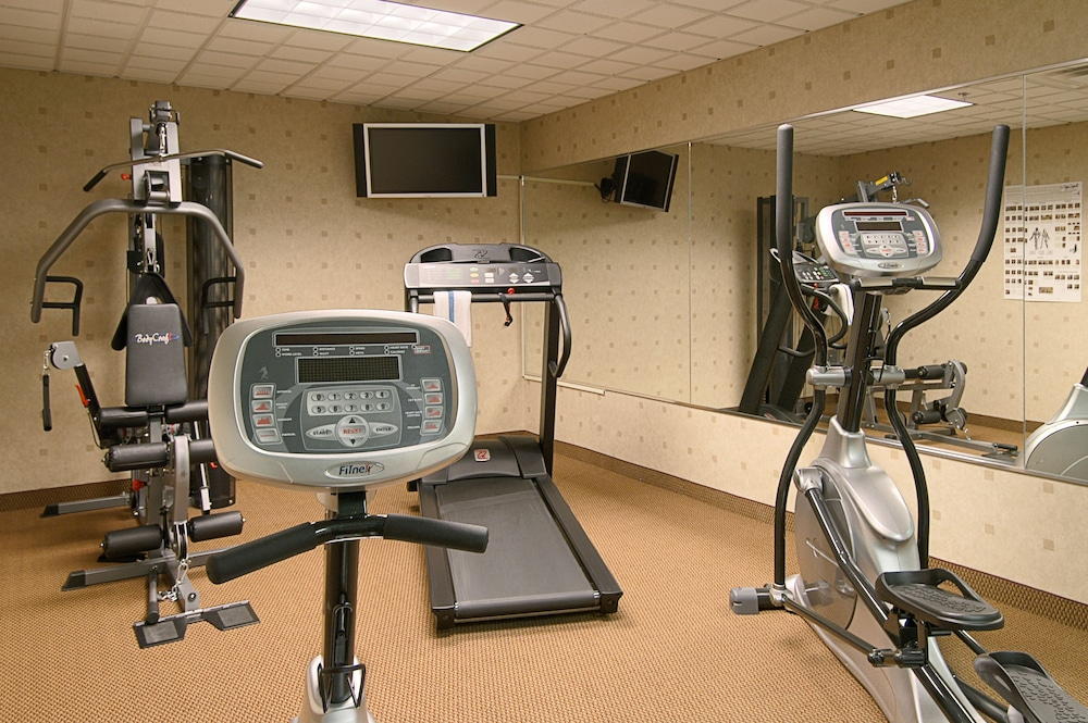 Fitness Facility, Wingate by Wyndham Warner Robins