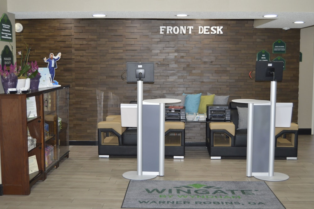 Reception, Wingate by Wyndham Warner Robins