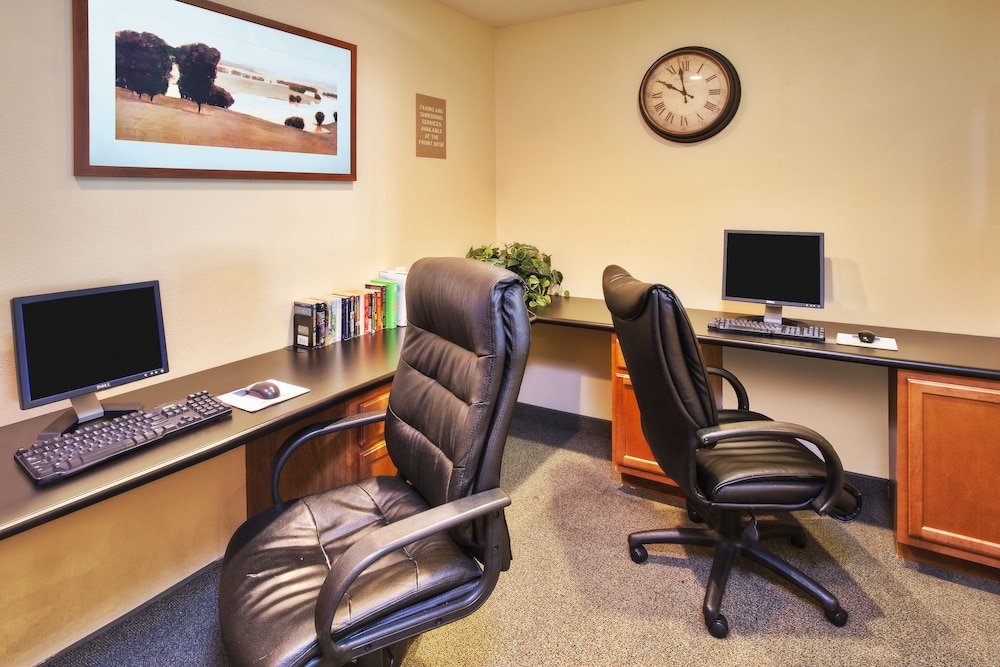 Business Center, Candlewood Suites Killeen - Fort Hood Area, an IHG Hotel