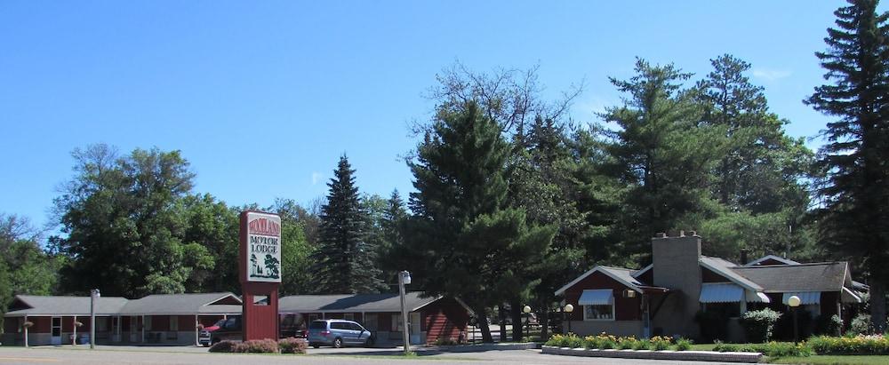 Woodland Motor Lodge Deals Reviews Grayling Usa Wotif