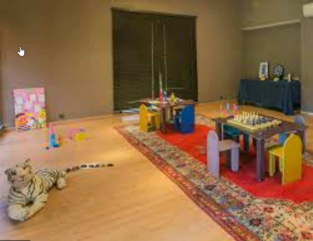 Children's Area, Hotel Atlas Asni