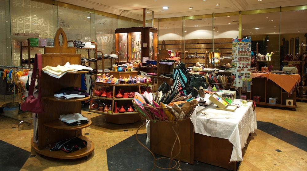 Gift Shop, Hotel Atlas Asni