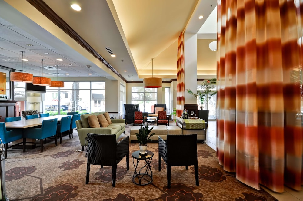 Reception, Hilton Garden Inn Tampa Northwest/Oldsmar