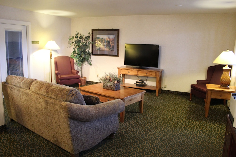 Lobby Sitting Area, Quality Inn & Suites