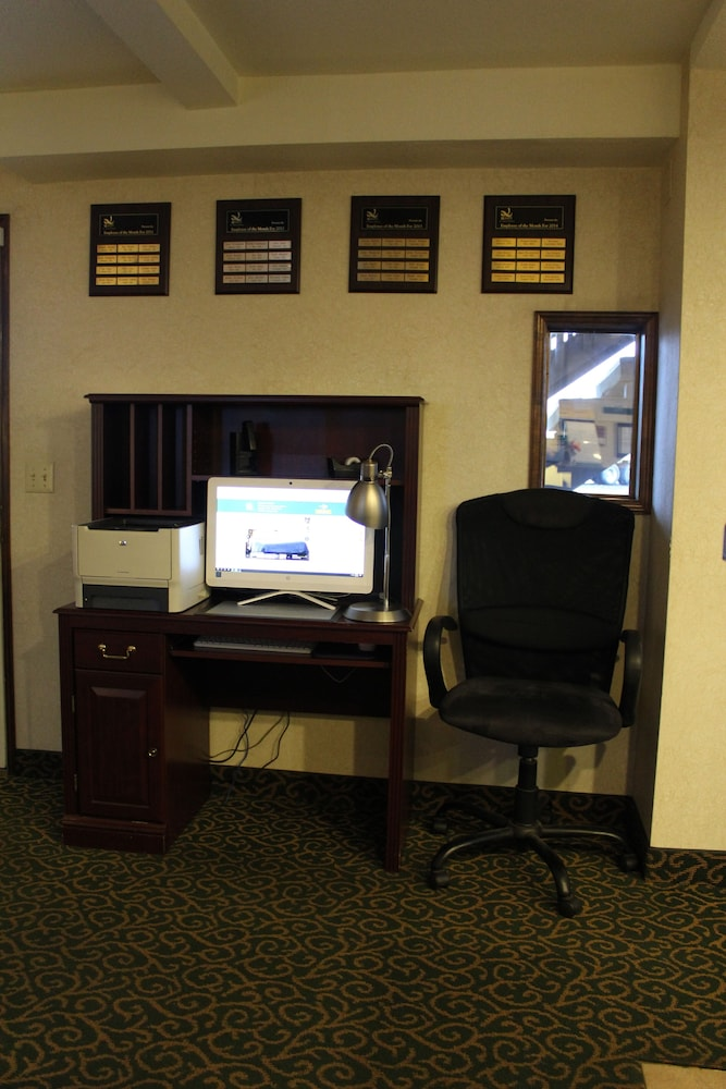 Business Center, Quality Inn & Suites