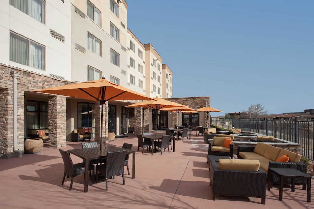 Terrace/Patio, Courtyard by Marriott Grand Junction