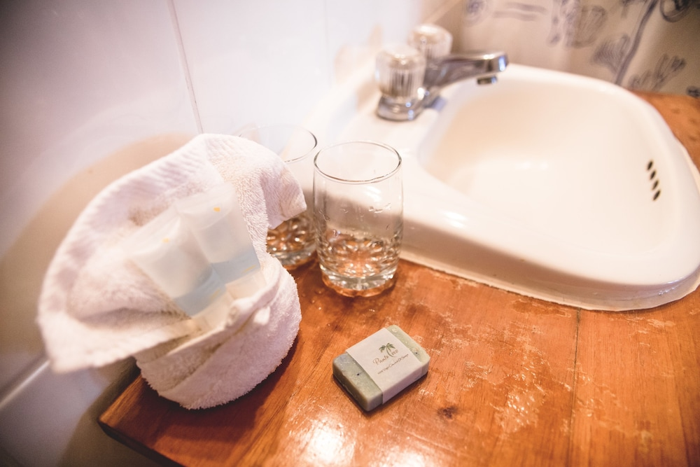 Bathroom Sink, Hotel Bocas del Toro