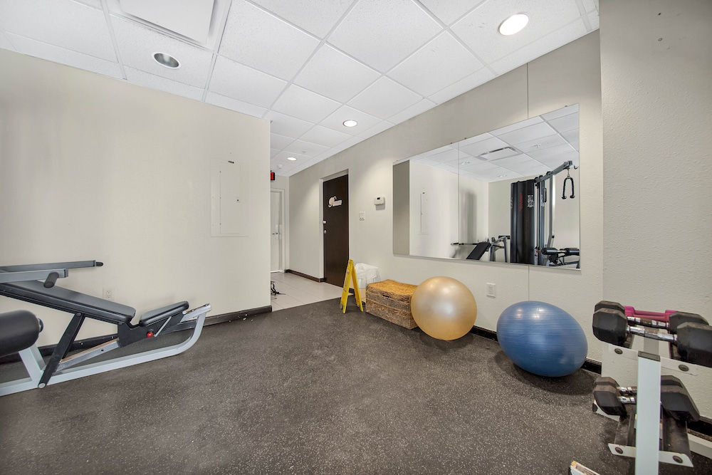 Fitness Facility, Peninsula Island Resort & Spa