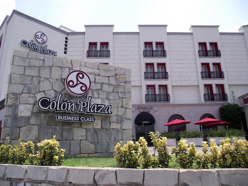 Hotel Colon Plaza Business Class
