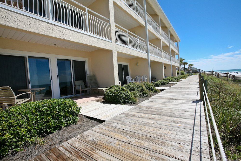 Exterior, Crystal Sands Condominiums