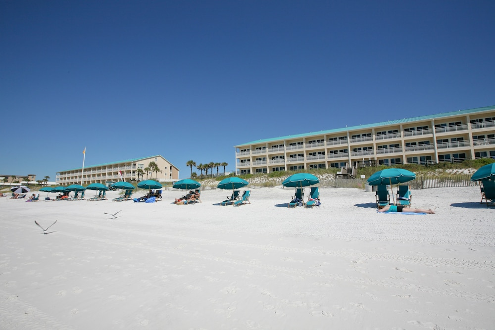 Beach, Crystal Sands Condominiums