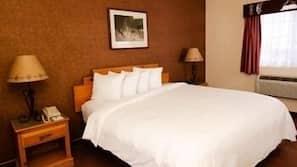 特厚豪華床墊、保險箱、窗簾、熨斗/熨衫板
