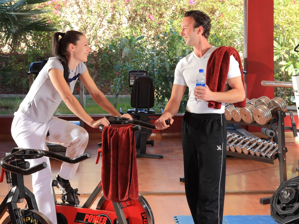 Book xperience st george homestay sharm el sheikh hotel for Gimnasio xperience