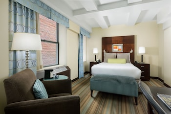 Executive Queen Room - Guestroom