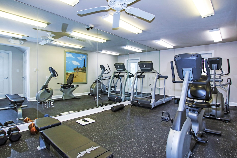Fitness Facility, Sanibel Arms West Condominiums