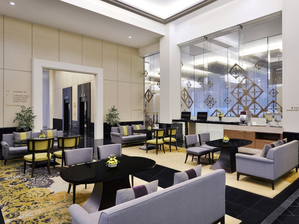 Lobby Sitting Area, Grande Centre Point Hotel Ploenchit
