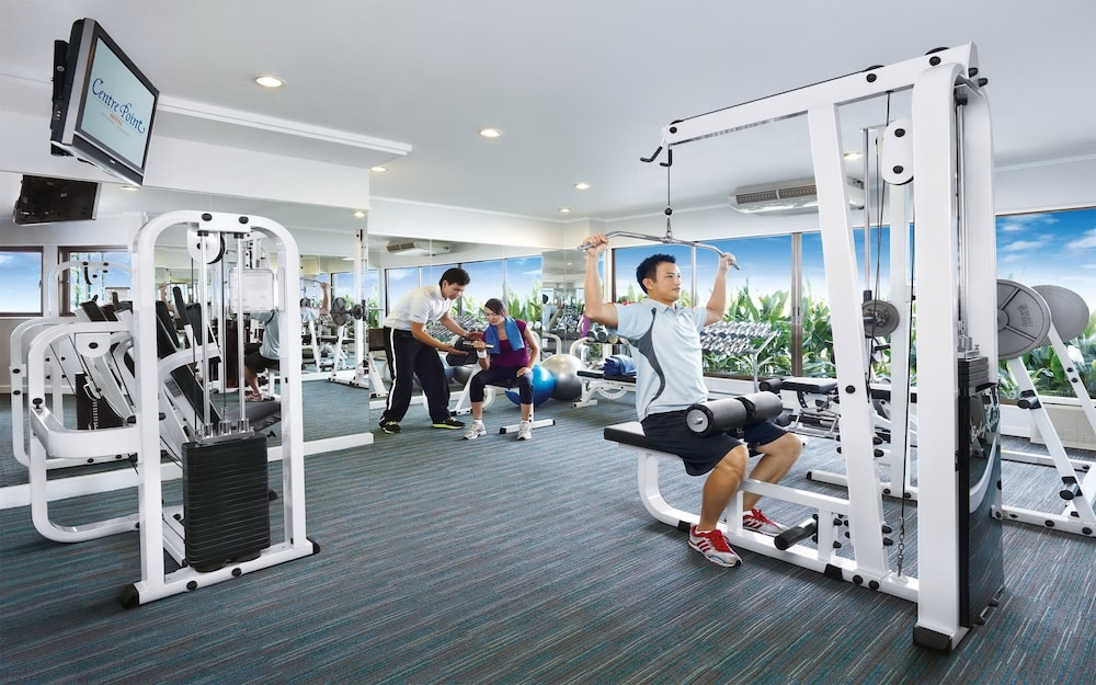 Gym, Centre Point Pratunam