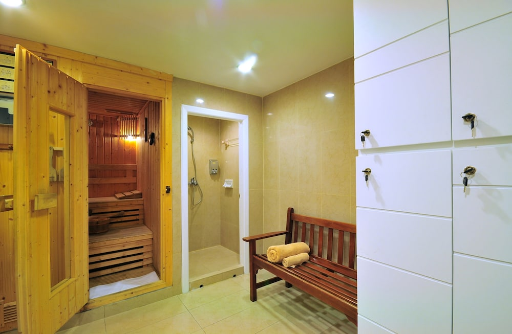 Sauna, Centre Point Pratunam