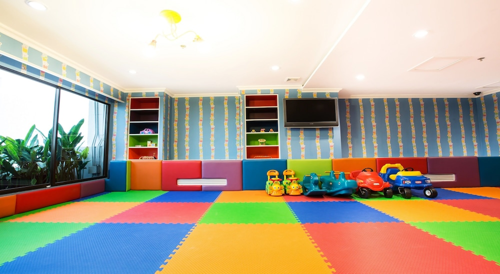Children's Area, Centre Point Pratunam