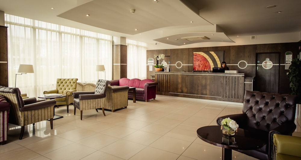 Reception, Aspect Hotel Dublin Park West