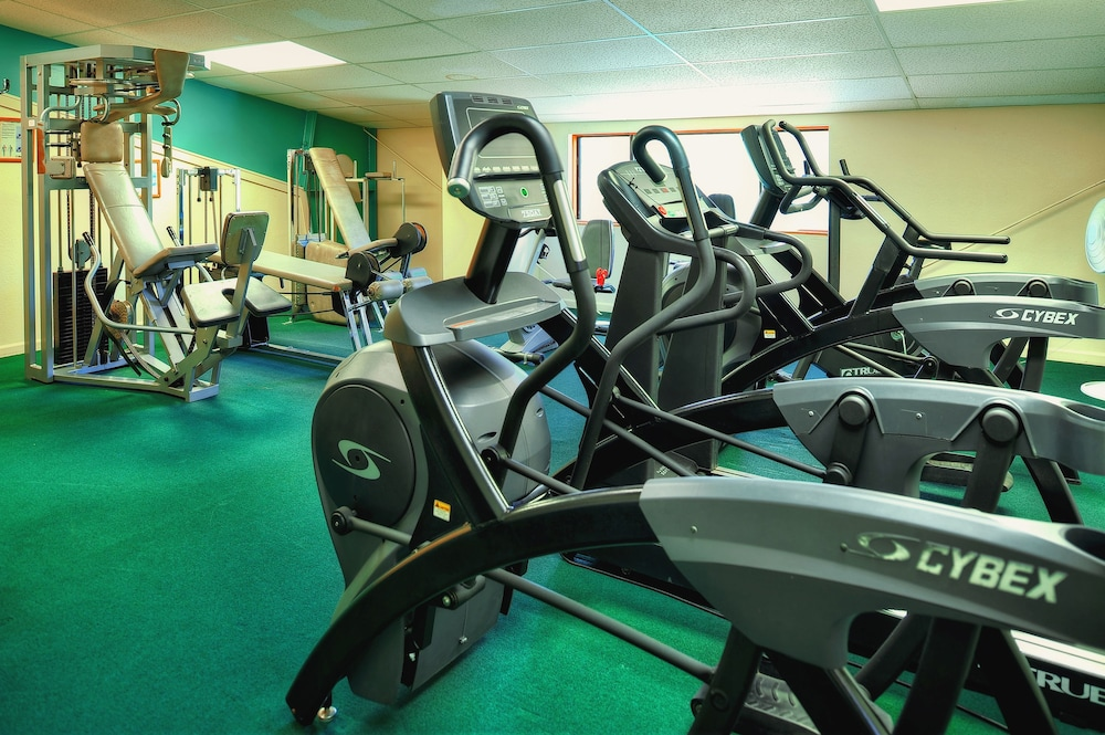 Fitness Facility, Pvc at The Roundhouse Resort by Diamond Resorts