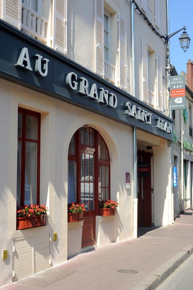 Brit Hôtel Au Grand Saint Jean