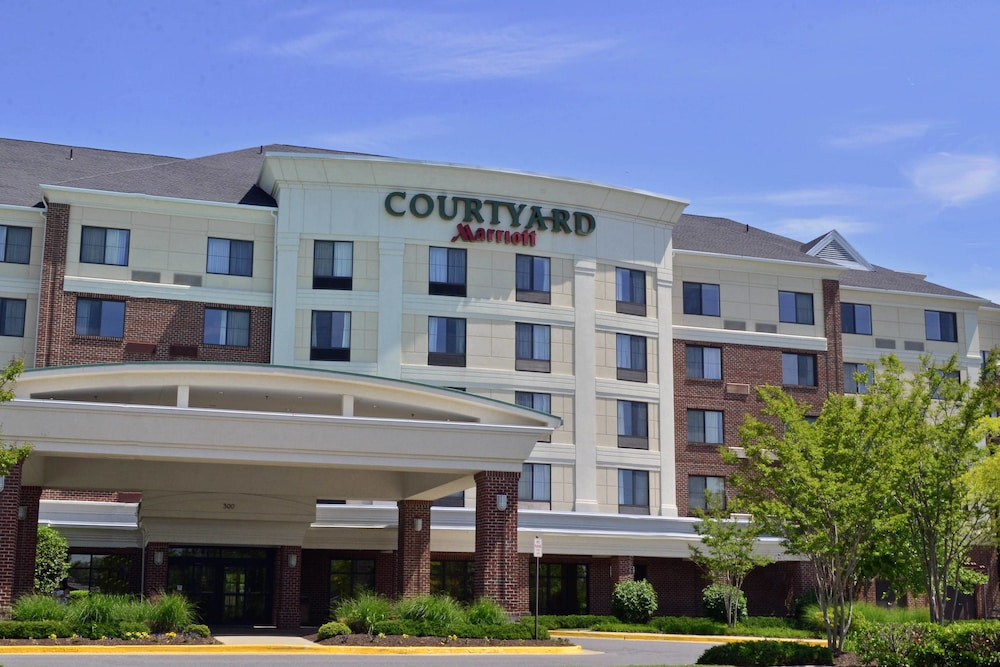 Exterior, Courtyard by Marriott Winchester