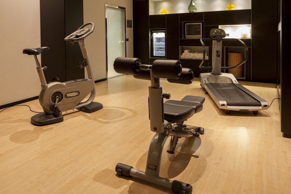 Fitness Facility, AC Hotel Porto by Marriott
