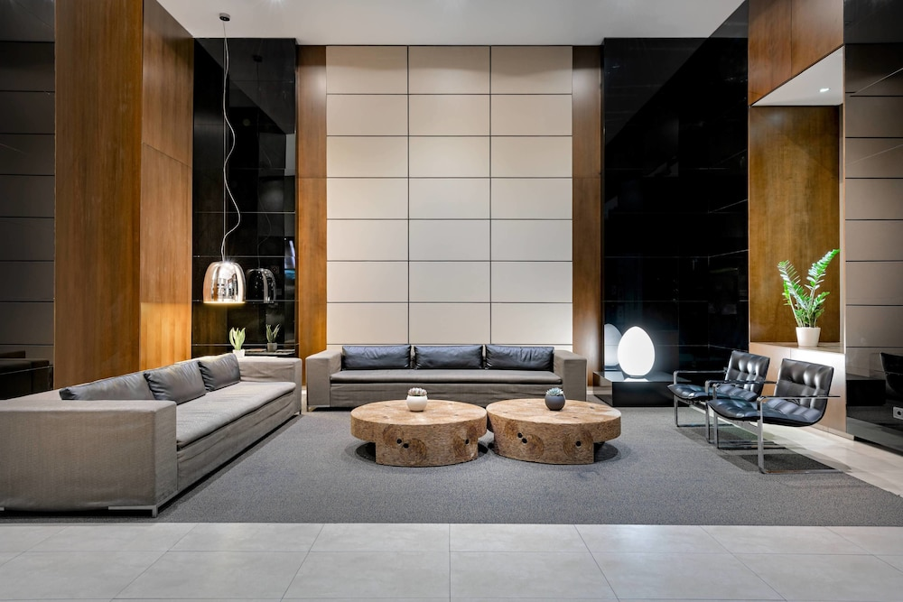 Lobby, AC Hotel Porto by Marriott