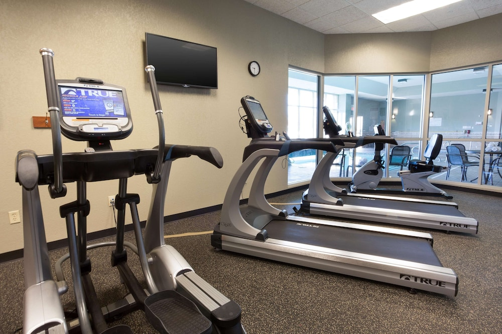 Fitness Facility, Drury Inn & Suites Cincinnati Sharonville