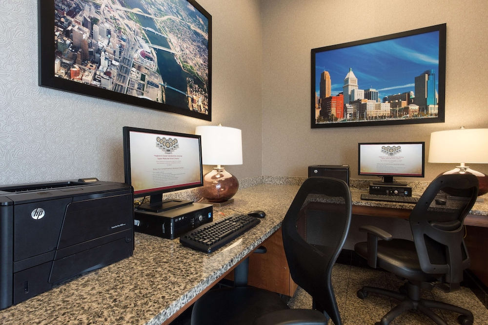 Business Center, Drury Inn & Suites Cincinnati Sharonville