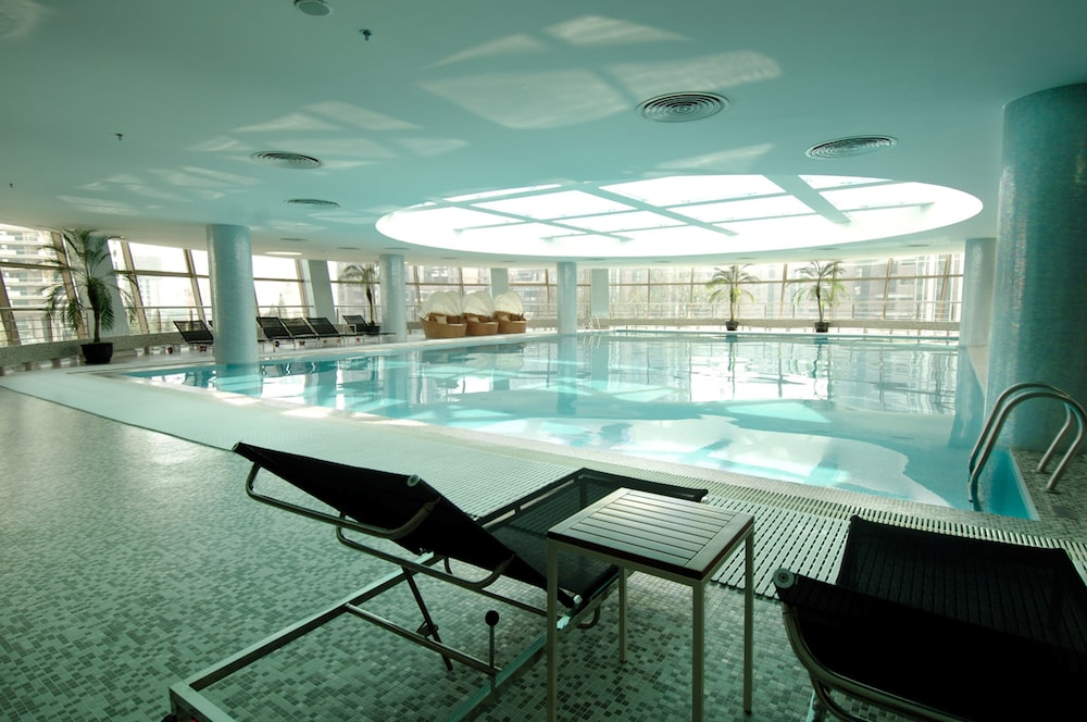Indoor Pool, Grand Millennium HongQiao Shanghai