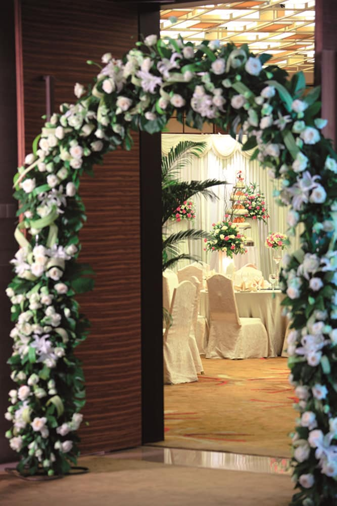 Indoor Wedding, Grand Millennium HongQiao Shanghai